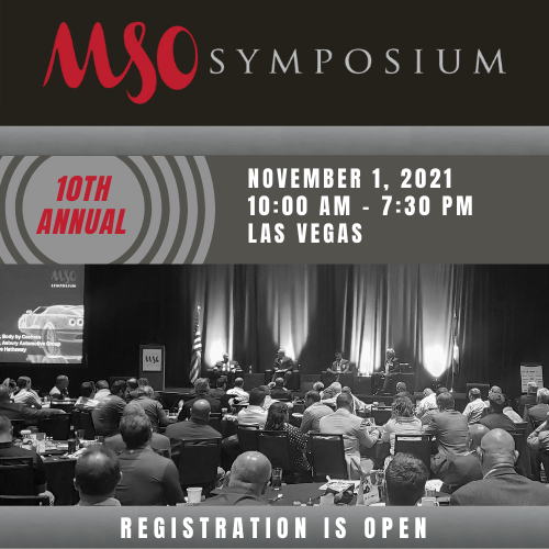 Registration for MSO Symposium's 10th Annual Event is Now Open
